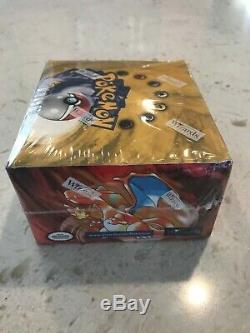 Factory Sealed Pokemon Booster Box Base Set