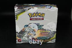 Factory Sealed Pokemon Sun And Moon Cosmic Eclipse Booster Box 36 Packs NEW