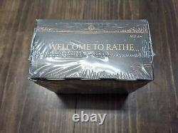 Flesh and Blood Welcome to Rathe Alpha Print Factory Sealed Booster Box