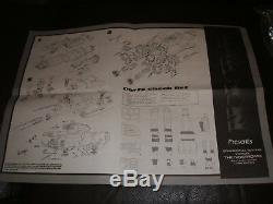 Halcyon Alien Nostromo Vinyl Model Factory Sealed Parts High Grade Box Rare