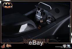 Hot Toys 16 BATMOBILE 1989 MMS170 BRAND NEW! FACTORY SEALED SHIPPER BOX MINT