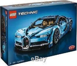 LEGO 42083 Technic Bugatti Chiron Sports Car Brand NEW & Factory SEALED