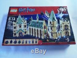 LEGO HARRY POTTER SET 4842 HOGWARTS CASTLE BRAND NEW IN BOX FACTORY SEALED