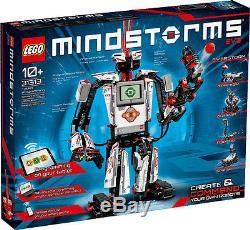 LEGO Mindstorms EV3 SET 31313 Brand New & Factory-Sealed