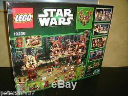 Lego Star Wars 10236 Ewok Village Set Brand New In Factory Sealed Box