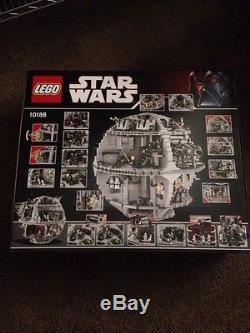LEGO Star Wars 10188 Death Star UCS NEW & Factory Sealed Box