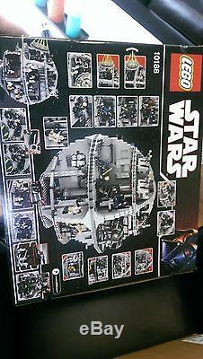 LEGO Star Wars Death Star 10188 Factory Sealed- NEVER OPENED with shipping box