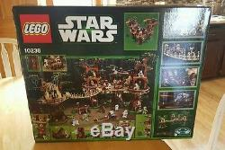 LEGO Star Wars Ewok Village (10236) NEW Factory Sealed in Box HTF LEGO