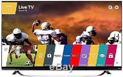 LG 65 LED UHD, 3D, Smart TV, 240Hz 65UF8500 Brand New Factory Sealed Box