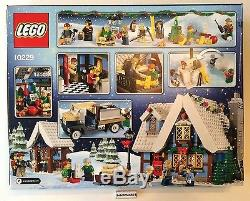 Lego 10229 Winter Cottage New In Factory Sealed Box