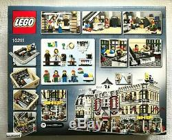 Lego Creator Modular buildings 10211 Grand Emporium New In Factory Sealed Box