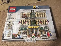 Lego Creator Set 10211 Grand Emporium New In Box Factory Sealed Retired NIB