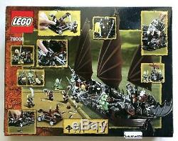 Lego Lord of the Rings 79008 Pirate Ship Ambush set New In Factory Sealed Box