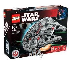 Lego Star Wars 10179 Millennium Falcon NEW IN FACTORY SEALED BOX