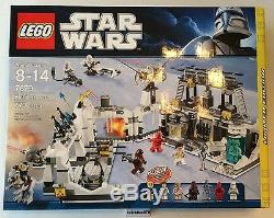 Lego Star Wars 7879 Hoth Echo Base New In Factory Sealed Box