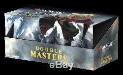 MTG Double Masters English Booster Box Factory Sealed Pre-Order Express Shipping