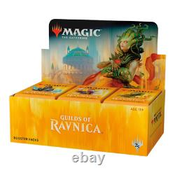MTG Guilds of Ravnica Booster Box Brand New and Factory Sealed