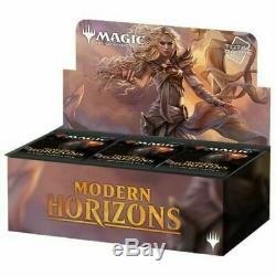 MTG Magic Modern Horizons Booster Box Factory Sealed ENGLISH FREE SHIP