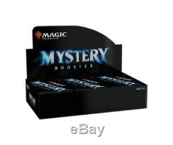 MTG Mystery Booster Box English Factory Sealed Free shipping