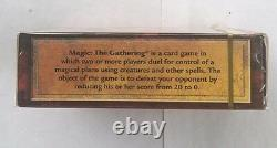 Magic 5th Edition Fifth Tournament Deck Box English Factory Sealed