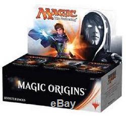 Magic Origins Booster Box ORI M16 Core MTG Factory Sealed FREE PRIORITY SHIP