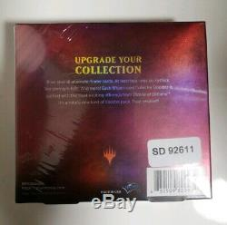 Magic THRONE OF ELDRAINE COLLECTOR'S EDITION Factory Sealed Booster Box MTG