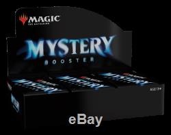 Magic The Gathering MTG Mystery Booster Box English Factory Sealed x1