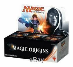 Magic the Gathering (MTG) Magic Origins Factory Sealed Booster Box