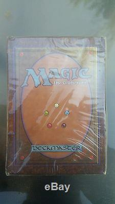 Magic the gathering Alpha starter box factory sealed 1993 Wizards of the coast