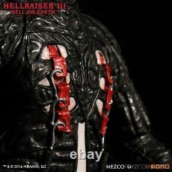 Mezco Hellraiser III Hell on Earth Pinhead 12-Inch Figure New Factory Sealed