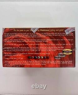 Mintiest Base Set Booster Box Pokemon 1999 WOTC Factory Sealed English 36 Packs