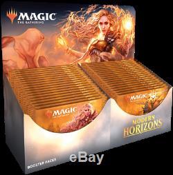Modern Horizons Booster Box (ENGLISH) FACTORY SEALED NEW MAGIC MTG ABUGames