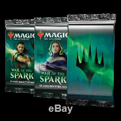 Mtg Magic The Gathering War Of The Spark Mythic Edition Box Factory Sealed