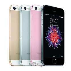 NEW APPLE IPHONE SE 16/32/64/128GB FACTORY UNLOCKED 1Yr Warranty in Sealed Box