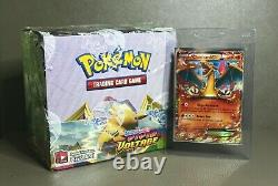 NEW Pokemon Vivid Voltage Booster Box 36 Packs Factory Sealed in Hand CHARIZARD