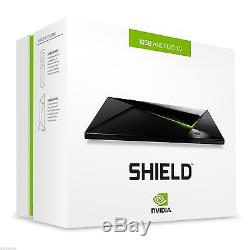 NVIDIA SHIELD 16GB Factory sealed ANDROID TV box