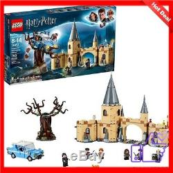 New LEGO Harry Potter Hogwarts Whomping Willow 75953 Building Kit factory sealed