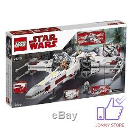 New LEGO Star Wars X-Wing Starfighter 75218 toy set Building Kit factory sealed