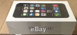 New in Sealed Retail Box Factory Unlocked Apple iPhone 5s 16gb Gold