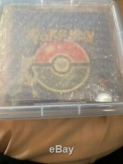 ORIGINAL Pokemon Base Set #2 Booster Box FACTORY SEALED