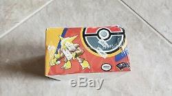 ORIGINAL Pokemon Base Set #2 Booster Box FACTORY SEALED ENGLISH