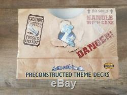 One Pokemon Fossil Theme Deck Box (8 Factory Sealed Decks) 1999 WOTC Case Fresh