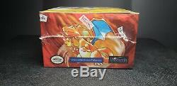 POKEMON 1999 Base Set Factory Sealed Booster 36-Pack Box Black Triangle READ