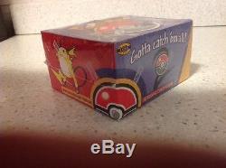 POKEMON BASE SET 2 Booster Box Factory Sealed 36 Packs