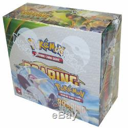 POKEMON Roaring Skies Booster Box New Factory Sealed English Pokemon TCG Packs