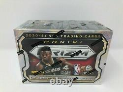 Panini 2020-21 NBA Prizm Basketball Blaster Box Factory Sealed! Lamelo Ball RC