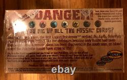 Pokemon 1st Edition Fossil NEW Factory Sealed Booster Box