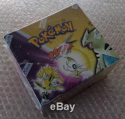 Pokemon 2002 Neo Destiny 1st Edition Factory Sealed Booster Box