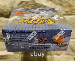 Pokemon Aquapolis E-Series Booster Box Factory Sealed Mint