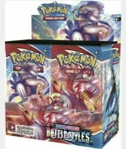 Pokemon BATTLE STYLES BOOSTER BOX 36 PACKS Factory Sealed